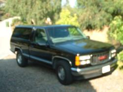 BLiND 1997 GMC Sierra 1500 Regular Cab