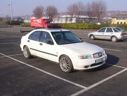 Andy_UK 1997 Rover 400