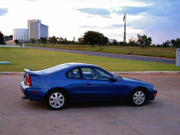 My Name Is Daniel, I?m 19 And This Is My 1992 Prelude SI