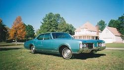 Another trumpeter5 1968 Oldsmobile Delta 88 post... - 1182391