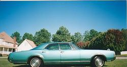 Another trumpeter5 1968 Oldsmobile Delta 88 post... - 1182393