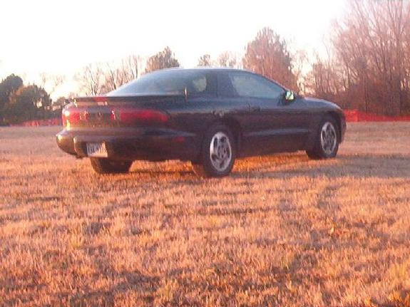 HighWayDemon 1995 Pontiac Firebird 1182471