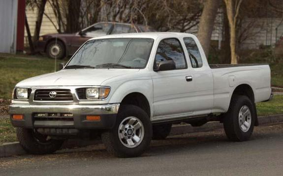 architect7's 1995 Toyota Tacoma Xtra Cab in Moscow, ID