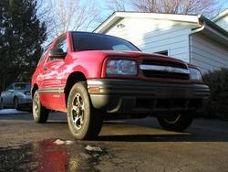 thomasd 1999 Chevrolet Tracker