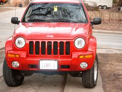 Kjjuice 2002 Jeep Liberty