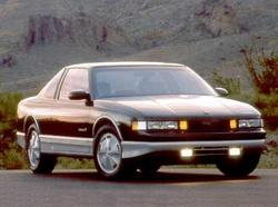 enemigo81 1990 Oldsmobile Cutlass Supreme