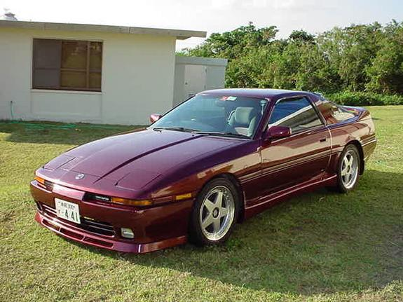 avacotter 1991 Toyota Supra Specs, Photos, Modification Info at ...
