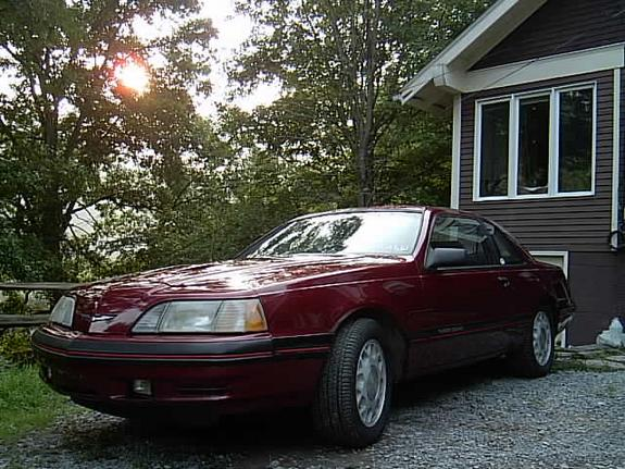 87turbobird's 1987 Ford Thunderbird