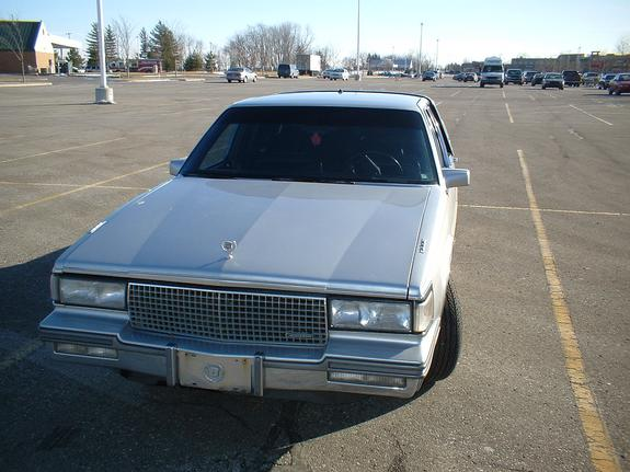 Another pookingavin 1988 Cadillac DeVille post... - 1193595