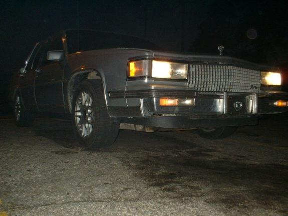 Another pookingavin 1988 Cadillac DeVille post... - 1193600