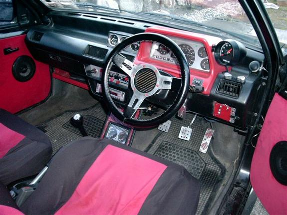 Martycturbo 1989 Nissan Micra Specs Photos Modification