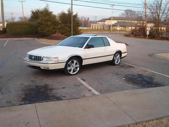 Cadillackman 1992 Cadillac Eldorado Specs Photos Modification Info