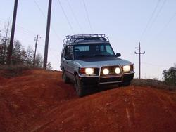 speedminded 1996 Land Rover Discovery