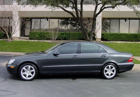 Another s500inyourface 2001 Mercedes-Benz S-Class post... - 1198839