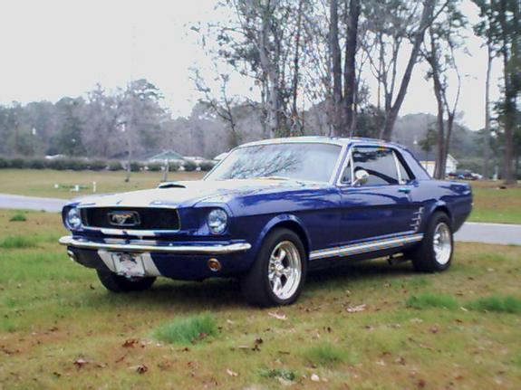 Stang66 1966 Ford Mustang Specs Photos Modification Info