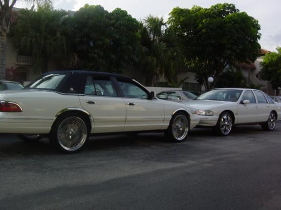 jimmy0n4s 1996 Mercury Grand Marquis