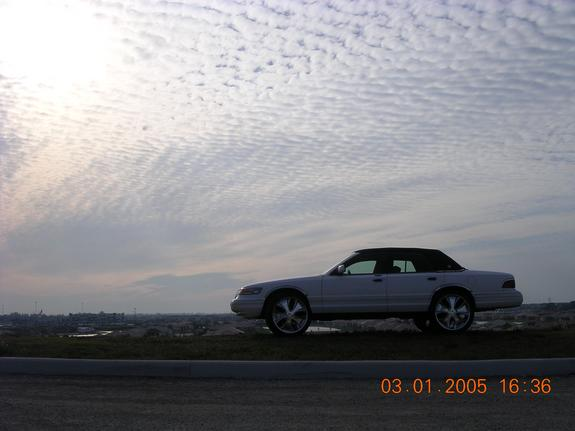 Another jimmy0n4s 1996 Mercury Grand Marquis post... - 1211610