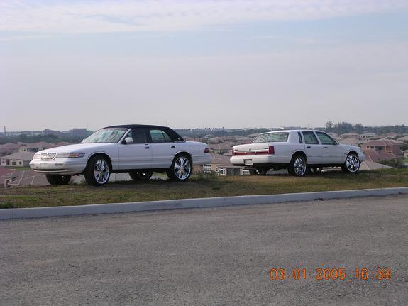Another jimmy0n4s 1996 Mercury Grand Marquis post... - 1211611
