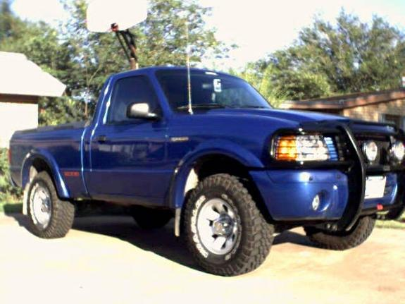 Smurphsoldier 2001 Ford Ranger Regular Cab Specs Photos