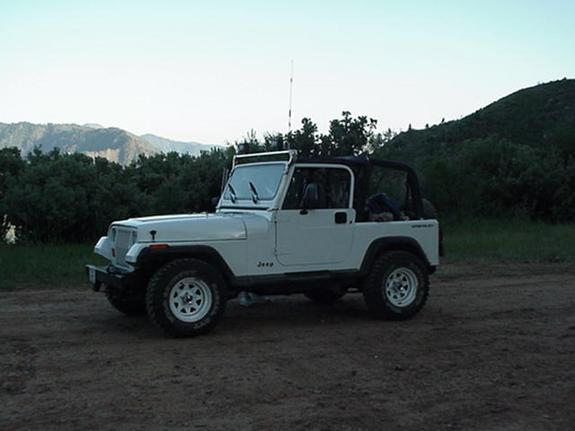 Another steveyos 1992 Jeep YJ post... - 1216065