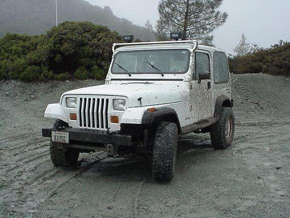 Another steveyos 1992 Jeep YJ post... - 1216070