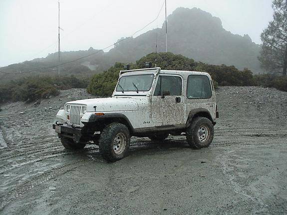 Another steveyos 1992 Jeep YJ post... - 1216071