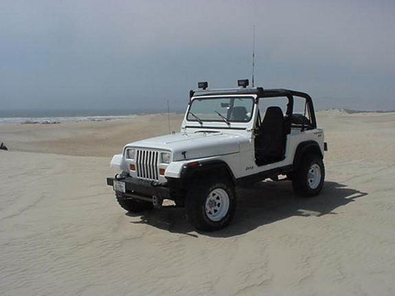 Another steveyos 1992 Jeep YJ post... - 1216077