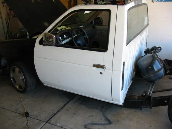 4mababy 1997 nissan regular cab specs photos modification info at cardomain. Black Bedroom Furniture Sets. Home Design Ideas