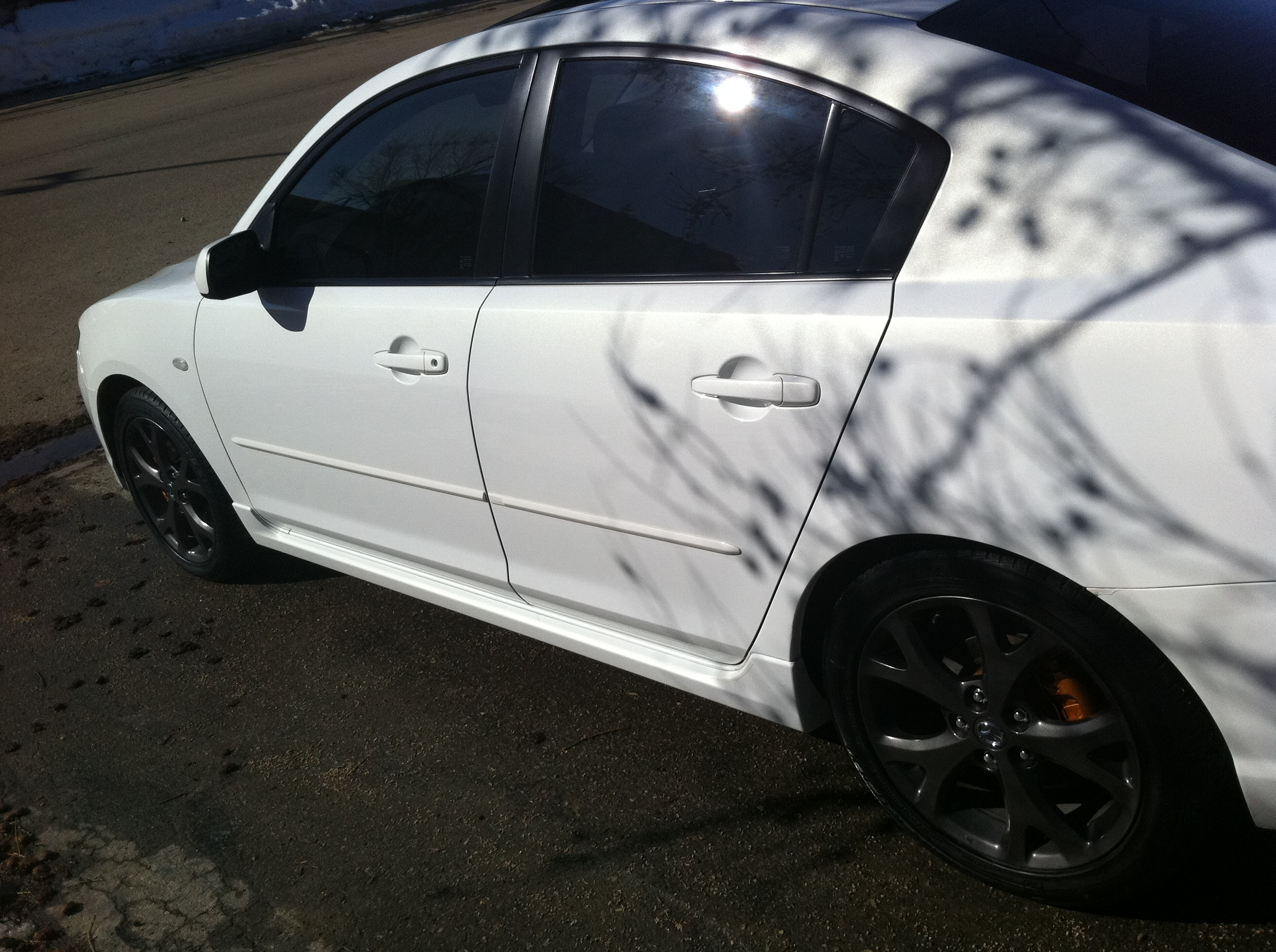 Another doodevil 2007 Mazda MAZDA3 post... - 1226234