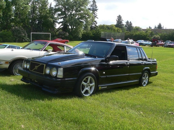 volvord784VC 1989 Volvo 700-Series Specs, Photos, Modification Info at CarDomain