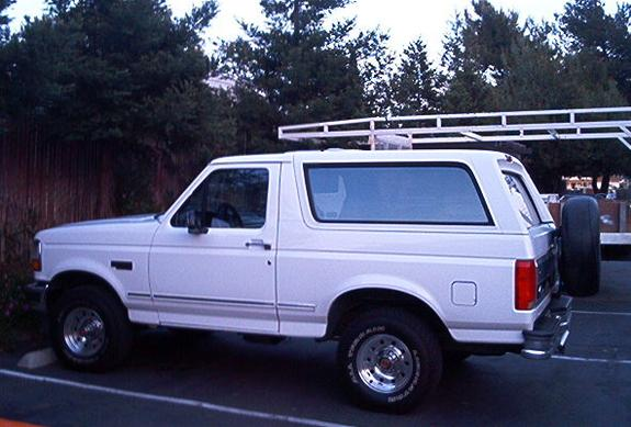 jtruso 1994 ford bronco specs photos modification info at cardomain cardomain