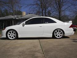 LouisianaChick12 2003 Honda Civic