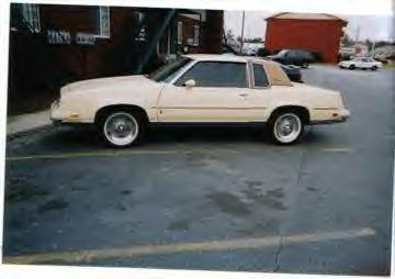 Another 86cheesecake 1986 Oldsmobile Cutlass Supreme post... - 1236182