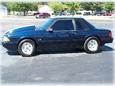 NoSloCoupes 1988 Ford Mustang 1236335