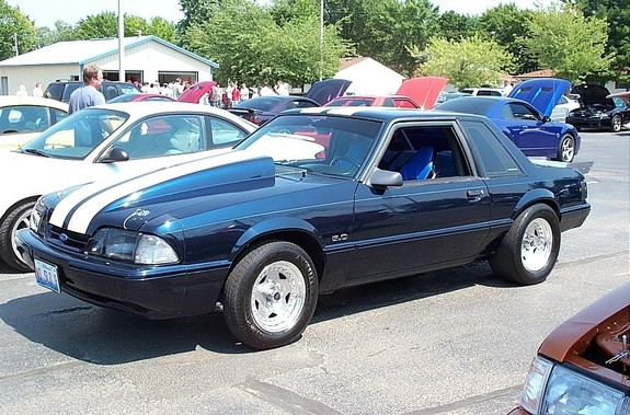 NoSloCoupes 1988 Ford Mustang 1236336