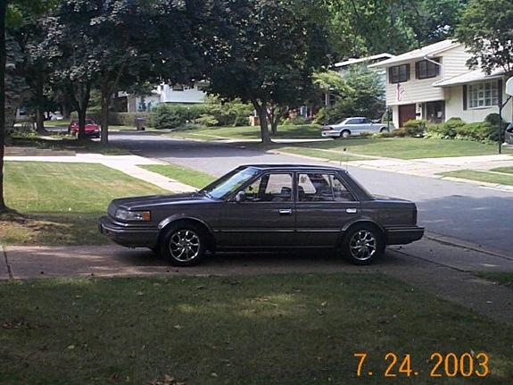Another maximan61 1987 Nissan Maxima post... - 1235861