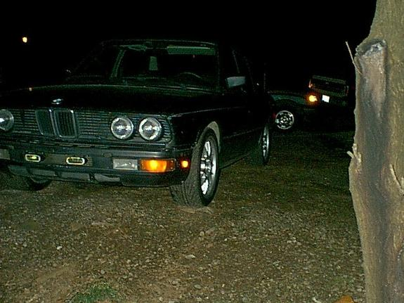Another dirtleg 1987 BMW 5 Series post... - 1236835