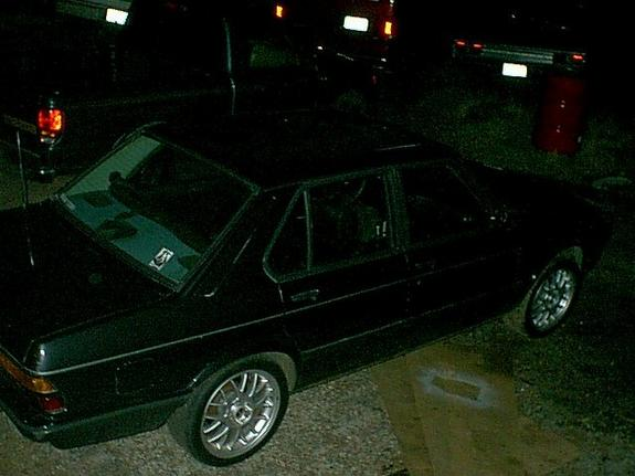 Another dirtleg 1987 BMW 5 Series post... - 1236837