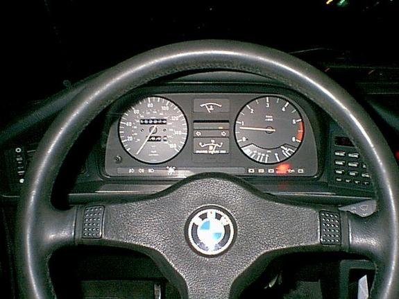 Another dirtleg 1987 BMW 5 Series post... - 1236839