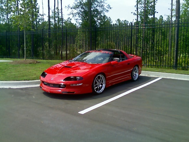 Jer4251 1997 Chevrolet Camaro Specs Photos Modification