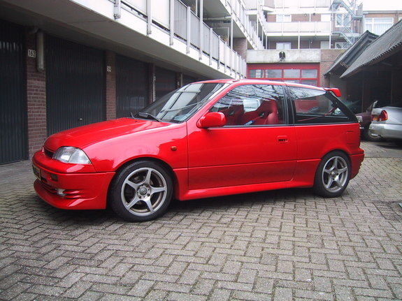 Dr_insane 1994 Suzuki Swift 1240731