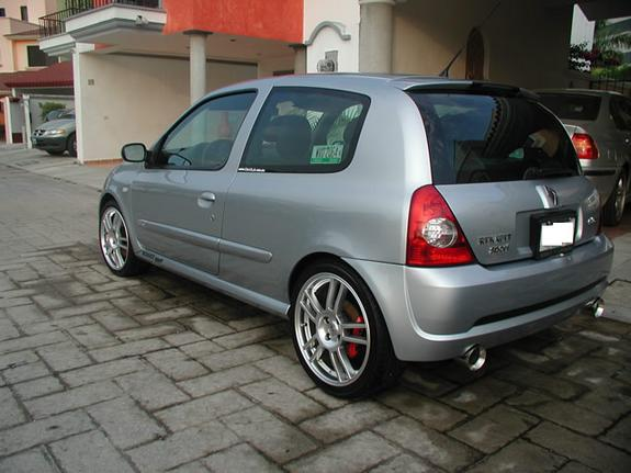 Another Subiaur 2003 Renault Clio Post 1167515 By Subiaur