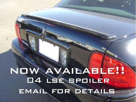 Another Ellenors 2000 Lincoln LS post... - 1248986