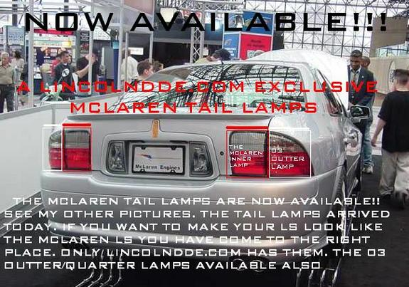 Another Ellenors 2000 Lincoln LS post... - 1248988