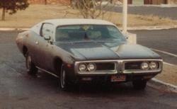 Chargr6972 1972 Dodge Charger