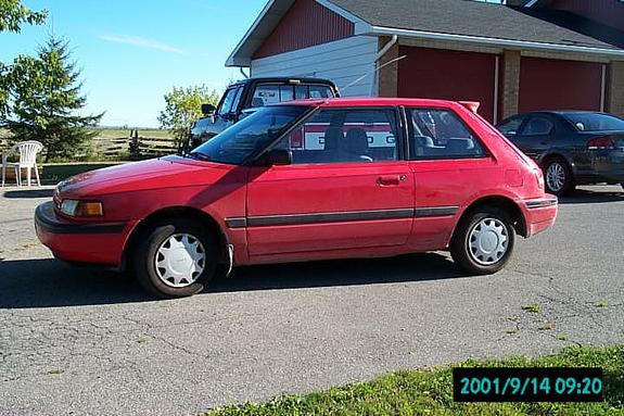 Another GSIhottie 1992 Mazda 323 post... - 1249114
