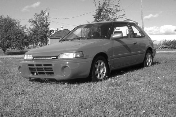 Another GSIhottie 1992 Mazda 323 post... - 1249133