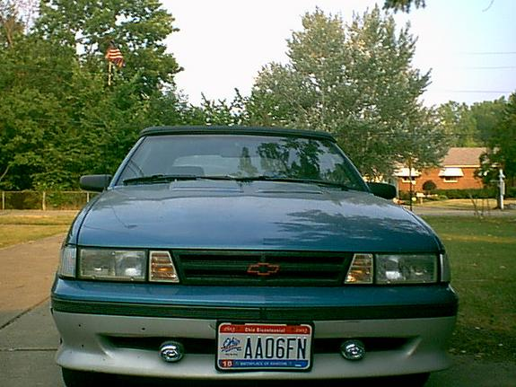 Another CaVyILLuSiOnS 1989 Chevrolet Cavalier post... - 1251892
