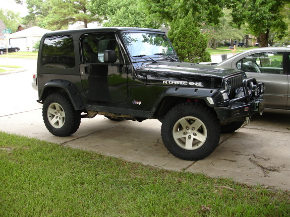 jquiterjeep 2005 Jeep Rubicon Specs, Photos, Modification ...