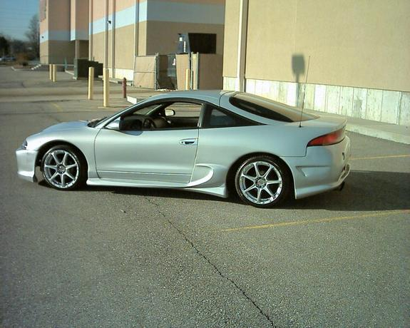 Another krancsta 1999 Mitsubishi Eclipse post... - 1259607